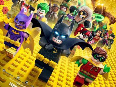 Póster de 'LEGO Batman: la película' destacada