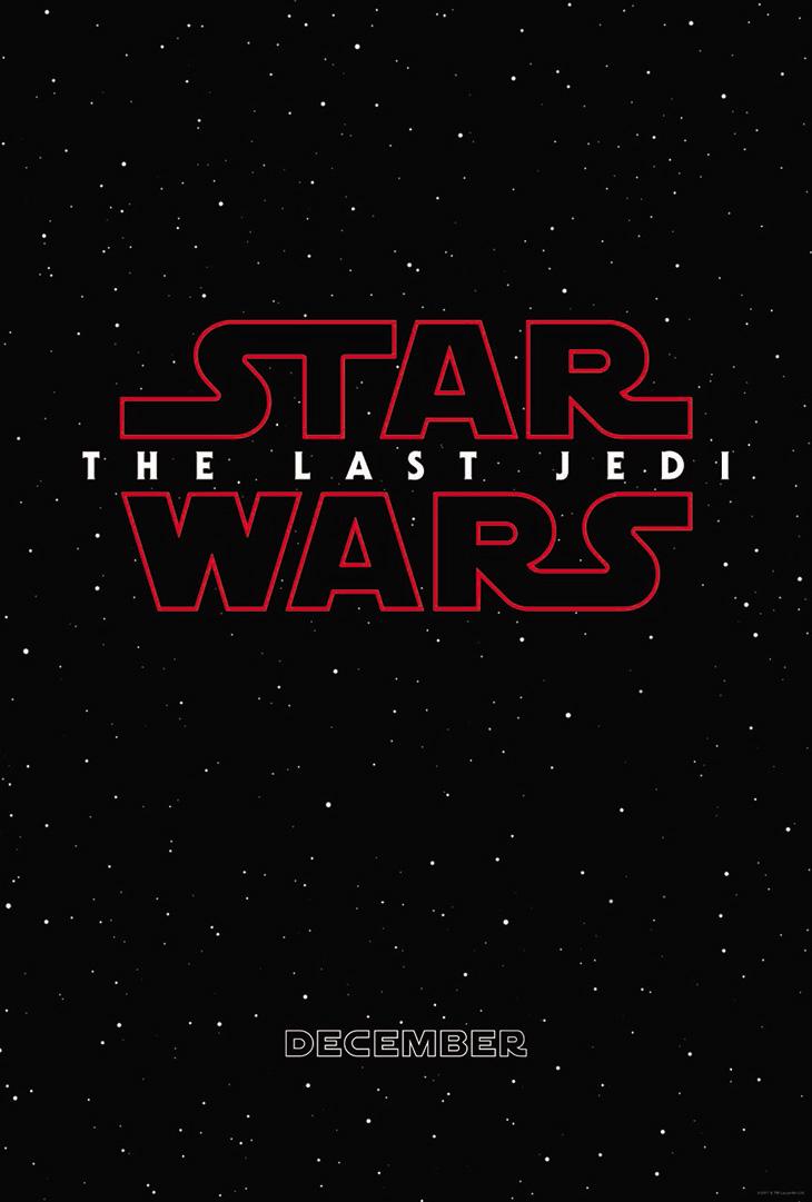 Teaser poster de Star Wars: The Last Jedi