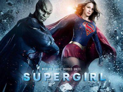 Póster de Supergirl destacada