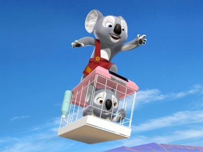 'Blinky Bill, el koala' este viernes en cines
