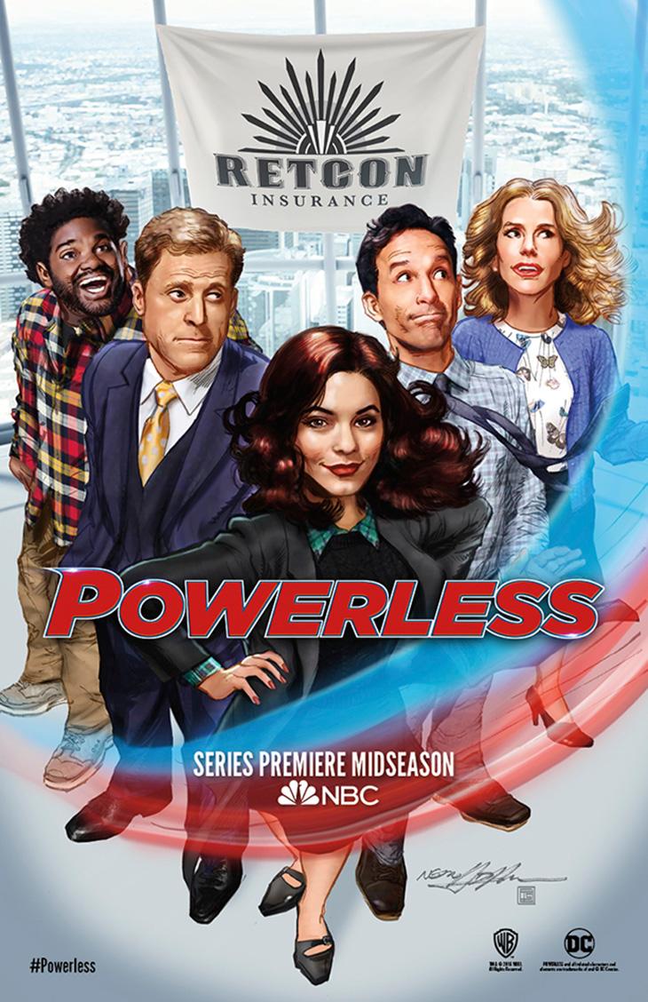 Póster de Powerless