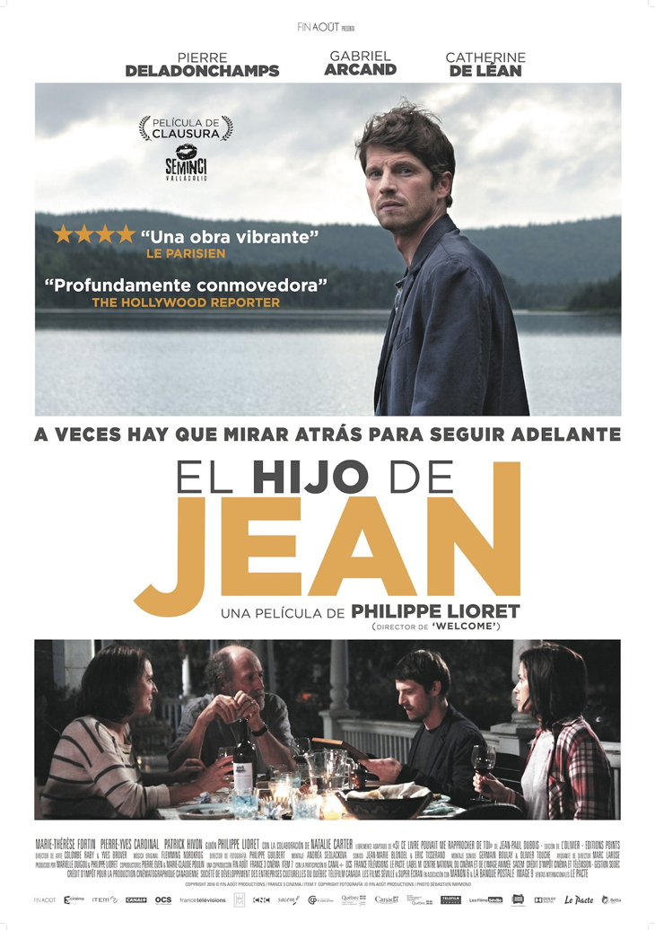 La esperada 'El hijo de Jean', de Philippe Lioret ya tiene fecha de estreno