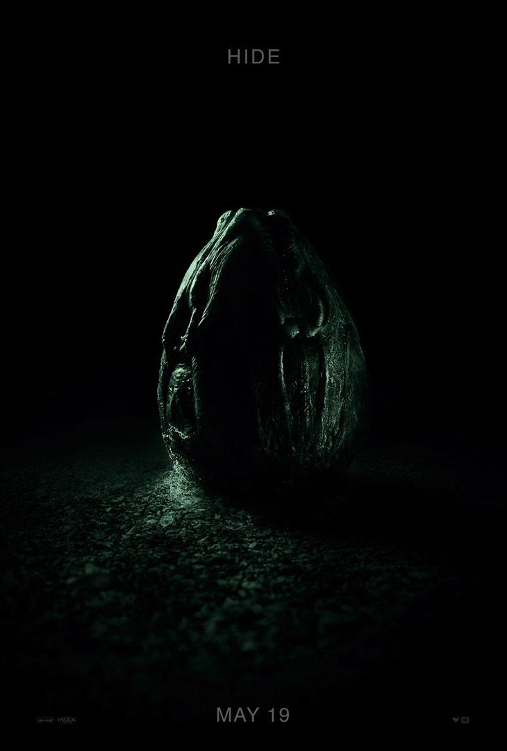 Póster de Alien Covenant
