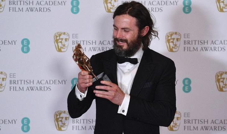 Casey Affleck, BAFTA al mejor actor