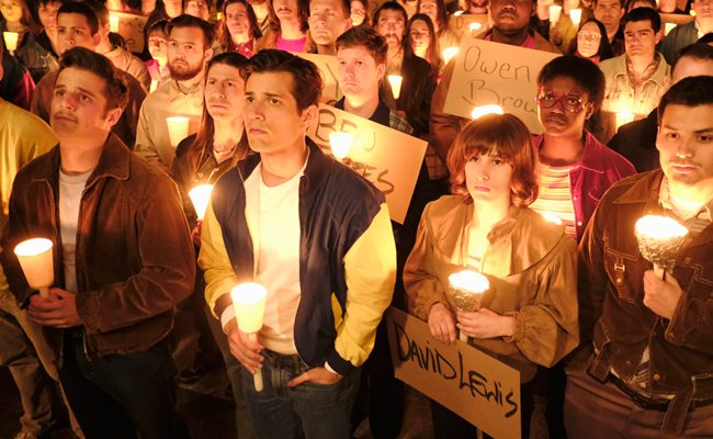 Avance y fotos de 'When We Rise', estreno exclusivo el 28 de febrero en HBO España