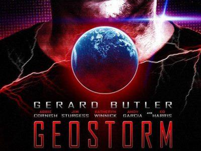 Póster de Geostorm destacada