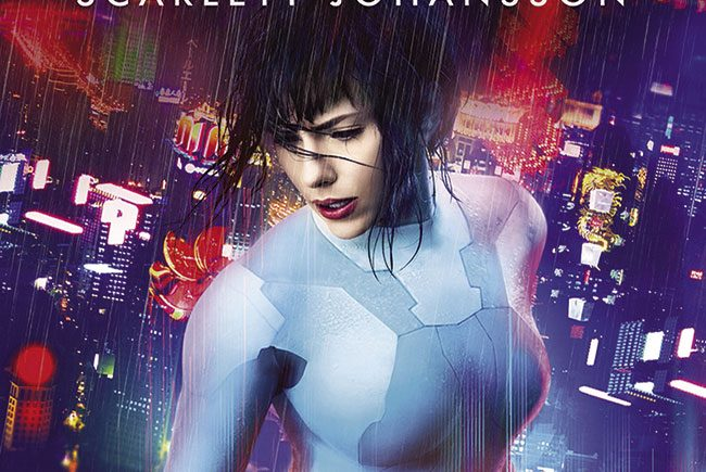 Póster de 'Ghost in the Shell: el alma de la máquina' destacada