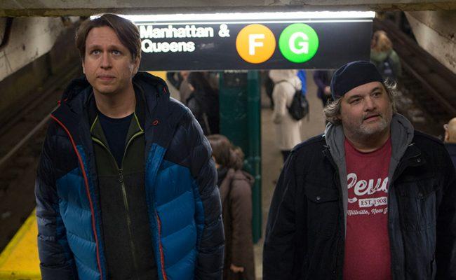 'Crashing', La mejor comedia también en HBO