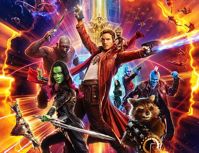 Póster de Guardianes de la Galaxia Vol. 2 destacada