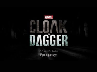 Arte promocional de Cloak and Dagger destacada