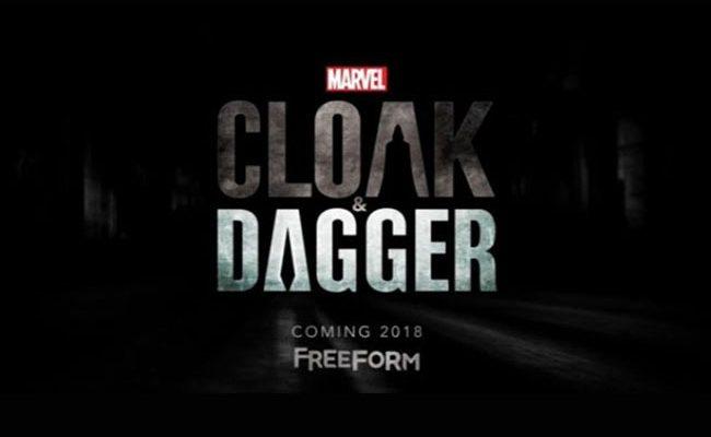 Arte promocional de Cloak and Dagger destacada