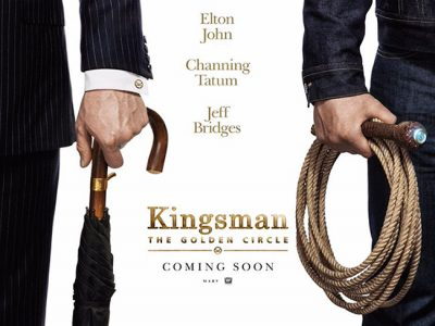 Póster de Kingsman: The Golden Circle destacada