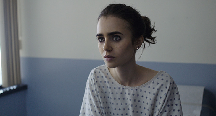 Un la película sobre anorexia — Hasta los Huesos