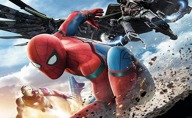 Póster final en español de 'Spider-Man: Homecoming'