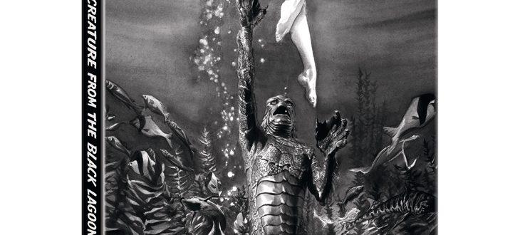 Carátula del nuevo lanzamiento del clásico 'La mujer y el monstruo'