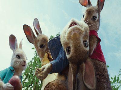 Fotograma de la película 'Peter rabbit'
