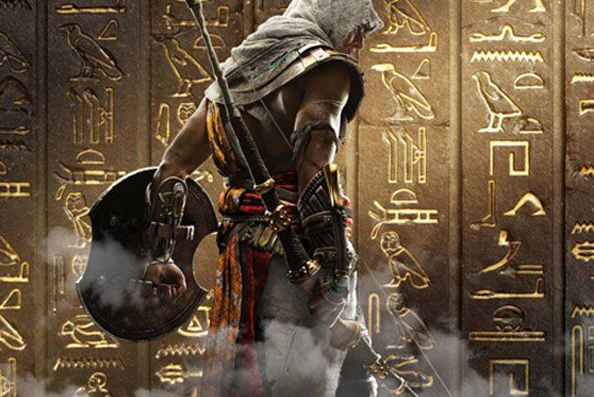 Assasin's Creed Oigins fotograma