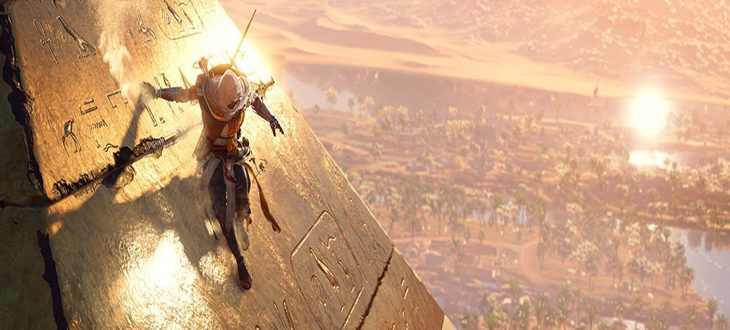 Fotograma videojuego 'Assasin'screedorigins'