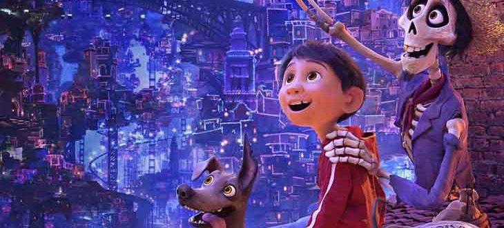 Fotograma película 'Coco'