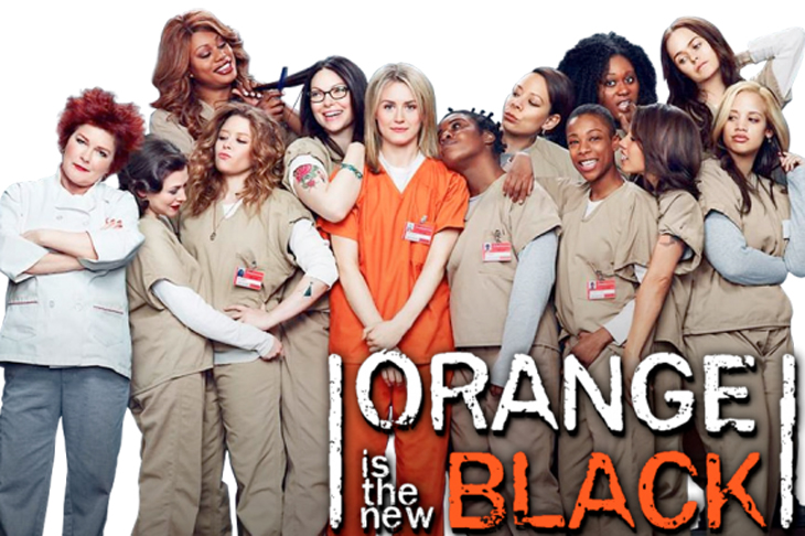 Cartel Serie 'Orange is the new Black'