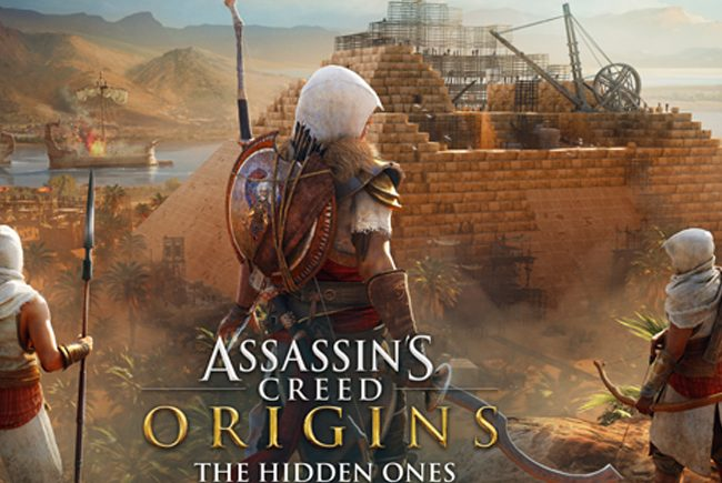 Cartel Assassins Creed Origins
