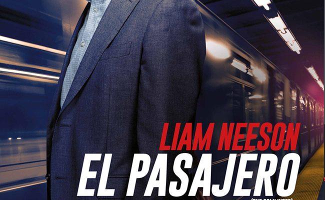 Cartel 'El pasajero'