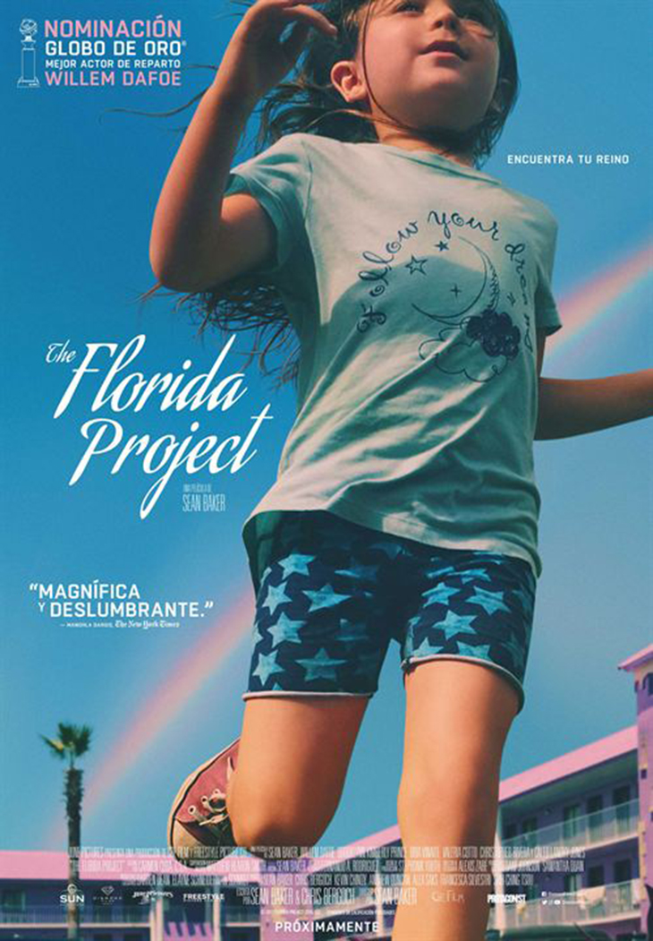 Póster de The Florida Project