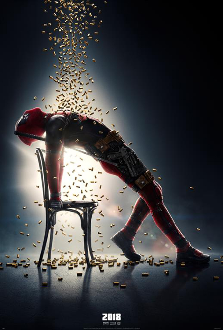 Póster de Deadpool 2
