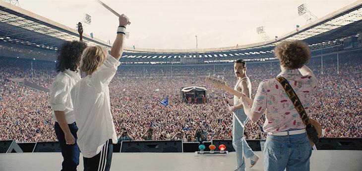 Una imagen de Bohemian Rhapsody