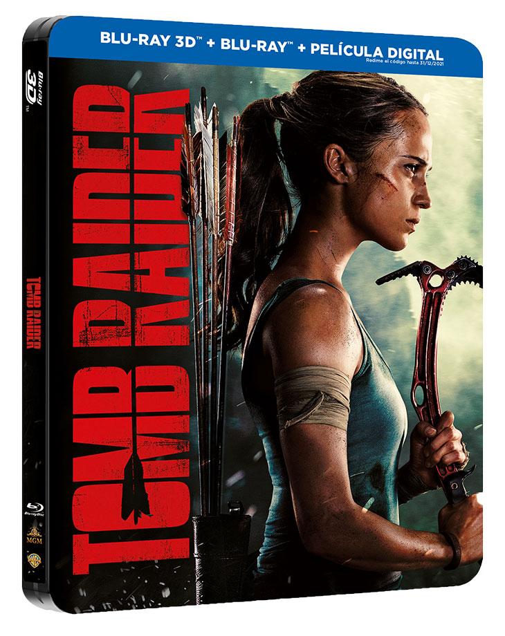 Carátula de Tomb Raider