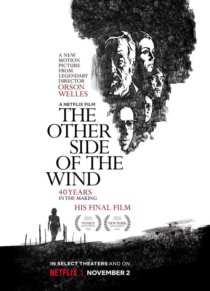 Póster de El otro lado del viento