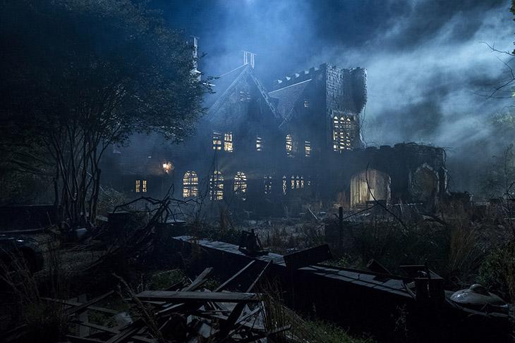 Una imagen de La maldición de Hill House