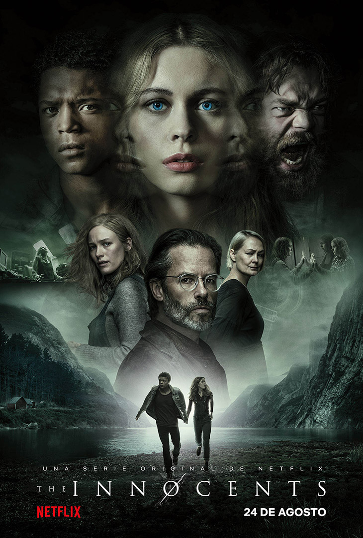 Póster de The Innocents