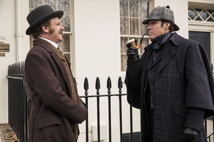 Una imagen de Holmes & Watson