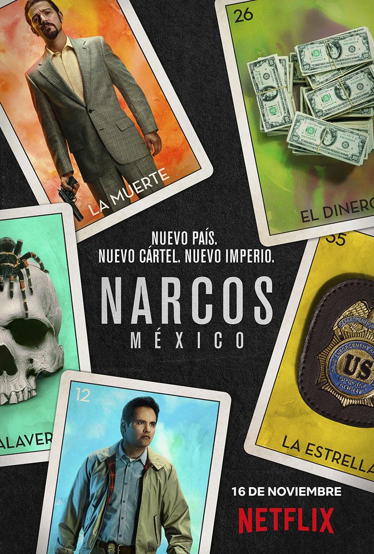 Póster de Narcos: México