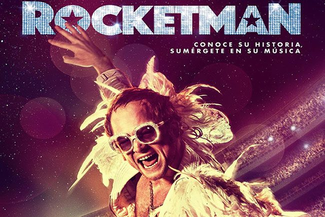 Póster de Rocketman destacada
