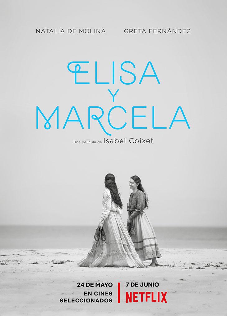 Póster de Elisa y Marcela