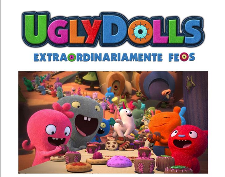 Nueva imagen de Uglydolls
