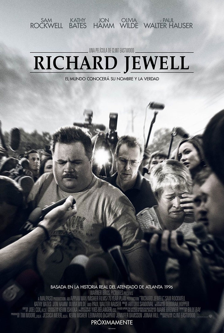 Póster de Richard Jewell
