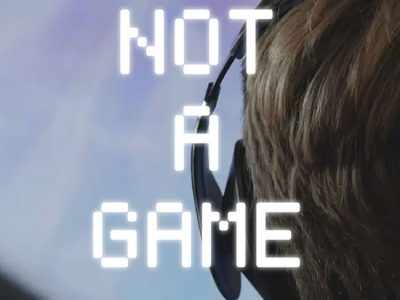 Póster de Not a game destacada