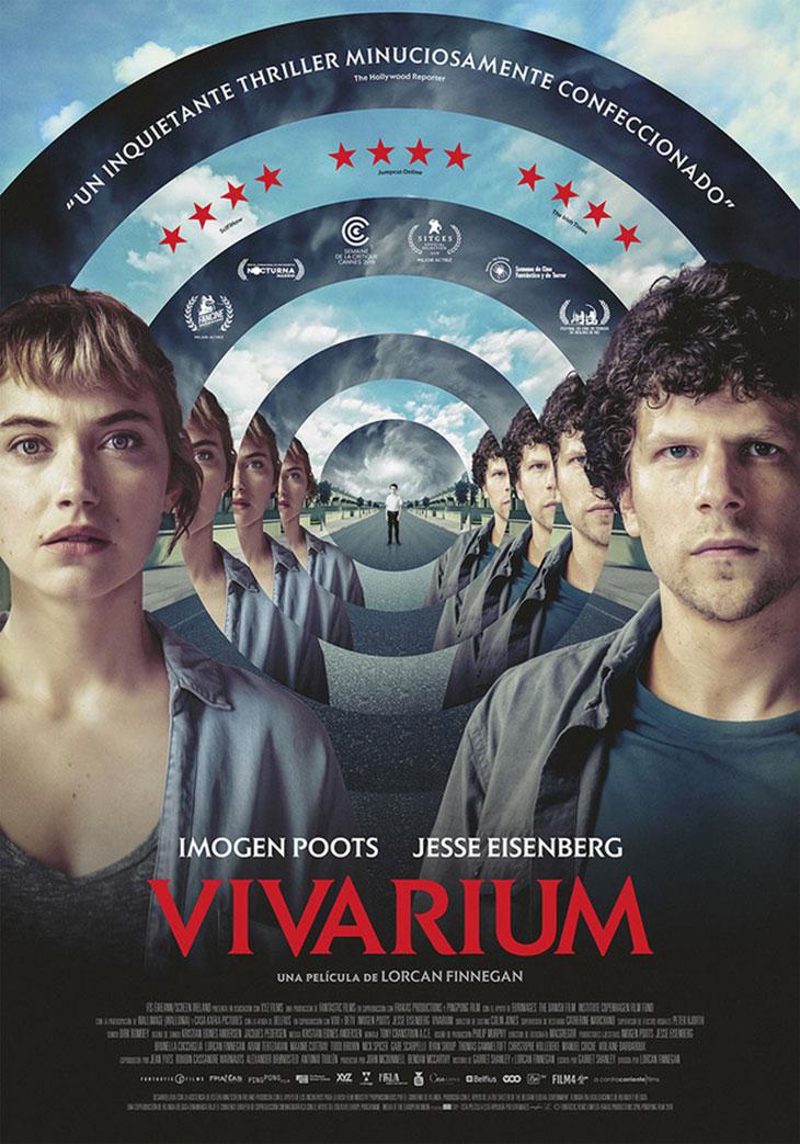 Póster de Vivarium