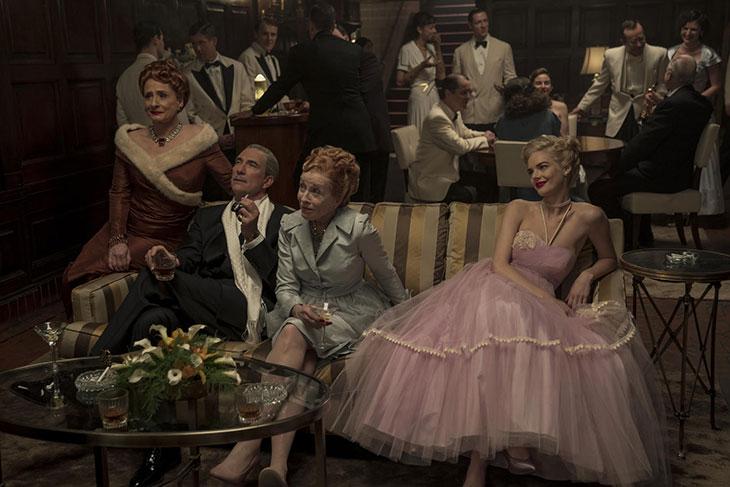 una imagen de de 'Hollywood', de Ryan Murphy