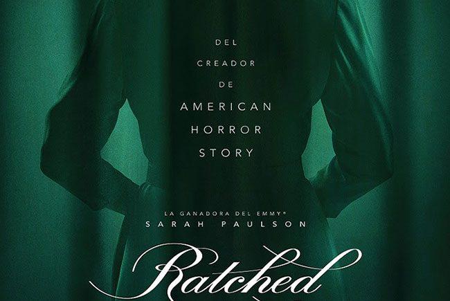 Poster de Ratched destacada